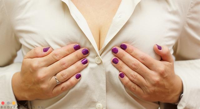 Правильная одежда для скрытия большой груди