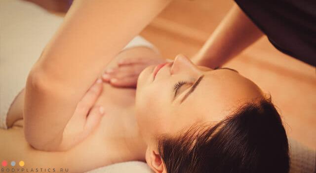 Массаж для упругости груди