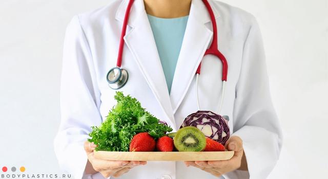 важно следить за питанием