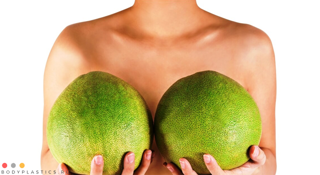 как уменьшить грудь женщине