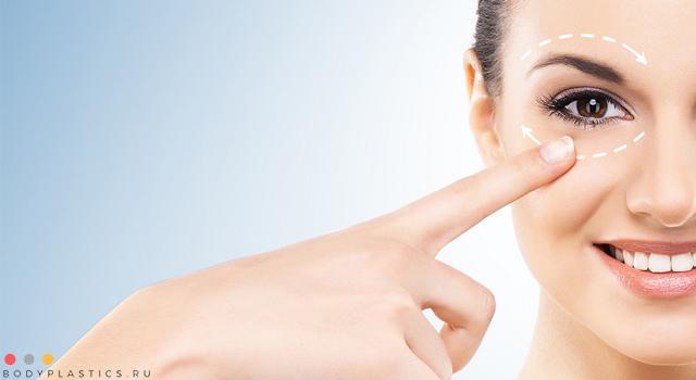 Операция по увеличению глаз